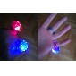 Multi-color LED Flashing Ring (Random Color)