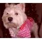 funky pösigt bomull stoppad jacka för hundar och katter (XS-XXL)