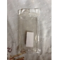 Crystal Clear Transparent PC Protective Hard Case for iPhone 5/5S