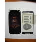 Imperial Crown VIP Pattern Body Sticker for Samsung Galaxy S4 I9500