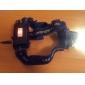 SingFire SF-551-B Rechargeable 3-Mode Cree XM-L T6 LED Headlamp (800LM, 2x18650, Black)