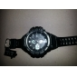 Men's Watch Sports Multi-Function Analog-Digital Dial Water Resistant Wrist Watch Cool Watch Unique Watch Fashion Watch