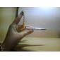 3-en-1 cigarette en forme de porte-clés avec led, laser rouge et noir stylo à bille