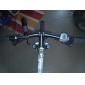ciclismo led cree q5 levou lanterna com suporte de montagem (3xAAA)