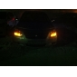 T10 1.5W Yellow Light LED Bulb for Car Side Maker Lamp (DC 12V)