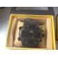 weide® Herrenuhr Sport-Analog-Digital-LED wasserdicht Multifunktions-