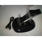 Dual USB Charging Dock Stand for PS3 Controller (Black)