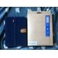 Ultra thin Royal Blue Pure Cotton Denim w/ Stand for iPad mini 3, iPad mini 2, iPad mini