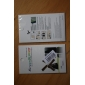 kristallklara LCD Screen Protector for iTouch 4
