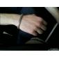 Argent Bracelet serpentine en acier inoxydable