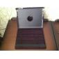 Estuche de Cuero PU de Textura de Grano Lichi, Con Soporte, con Hibernación y Des-Hibernación Automática para el iPad e iPad 2