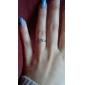 Z&X®  The classic six claw Swiss diamond ring