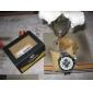 weide® Männer Militär Analog-Digital-LCD-Display silber Stahlband-Armbanduhr (farbig sortiert)