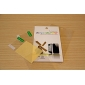 Anti-Glare Matte Front and Back Screen Protector with Cleaning Cloth for iPhone 5