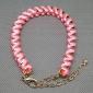 Cor do bracelete da corda