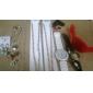 Муж. Ожерелья-цепочки Медь Позолота Позолоченный Хип-хоп Rock Золотой Бижутерия Для вечеринок Новогодние подарки 1шт