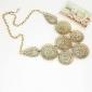 Модное ожерелье, в винтажном стиле