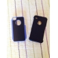 Protective Silicone Bumper and Plastic Case for iPhone 4 and 4S (Assorted Colors)