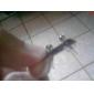 Black Diamond Stainless Steel Earrings