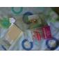 Kanen Farbstreifen in-Ear-Kopfhörer für iPhone Magnet 6 iphone 6 Plus