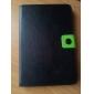 roterbar matta linjer fallet w / stativ för iPad mini 3, iPad Mini 2, iPad Mini (blandade färger)