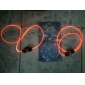 Flash Grow Stick Red Light Waterproof LED Shoelace (1-Pair)