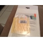 3 Pieces Packed Anti-Glare LCD Screen Protector with Cleaning Cloth for iPhone 3/3GS