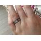 Eruner® Men's Titanium Steel Drawing Ring(Random Sizes)