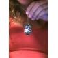 style de hibou de montre de montre de poche porte-clés des femmes