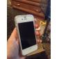 Transparent Bumper Frame Case for iPhone 4/4S
