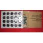 3V CR2032 Li-Ion Knopf Batterie 20 Stück