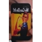 Power Girl Pattern Hard Case for iPhone 4/4S