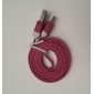 USB Charging Flat Cable for Samsung Mobile Phone