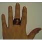 elegancki wir linia Vaidurya pierścień
