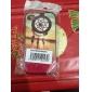 Setting Sun Цветной рисунок Pattern черная рамка PC Жесткий чехол для iPhone 4/4S