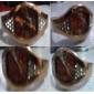 Dames Armbandhorloge Met Kwarts Uurwerk (Bronzen afwerking)