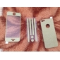 Colorful Flash Powder Front and Back Screen Protector for iPhone 5(Assorted Colors)