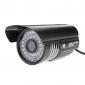Udendørs Vandtæt 1/4CMOS 420TVL 36LED IR Bullet CCTV kamera