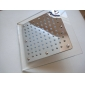 Soffione doccia quadrato, in acrilico, con 12 LED, 8 pollici (vari colori)