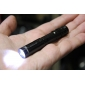 Small Sun ZY-704 Mode Waterproof LED Flashlight(100ML,1xAAA,Black)