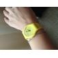 Silicone Unisex Quartz analógico relógio de pulso (cores sortidas)