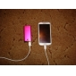 Universal 6800mAh Power bank External Battery for iphone 6/6 plus/5/5S/Samsung S4/S5/Note2