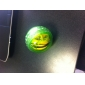 ABS+LED Power Gyro Wrist Ball(Green And Yellow)