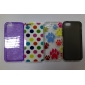 Light Surface Transparent TPU Soft Case for iPhone 5/5S (Assorted Colors)
