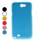 Simple Style Soft Case für Samsung Galaxy Hinweis 2 N7100 (verschiedene Farben)