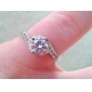 Sterling Silver Ring(Assorted Size) (Buy one get two free gifts)
