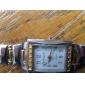 femmes en alliage mode analogique de style bracelet montre à quartz (multicolore)