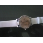 White Diamond Heart-shaped Wrist Watch