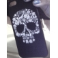 Colorful Skull Pattern Hard Case for iPhone 5/5S