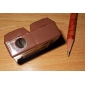 Chocolate Shape Pencil Sharpener with Rubber